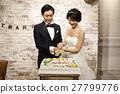 婚禮 新郎 新娘 27799776