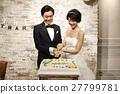婚禮 新郎 新娘 27799781