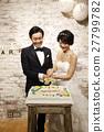 婚禮 新郎 新娘 27799782