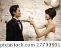 婚禮 婚禮蛋糕 新娘 27799801