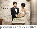 婚禮 新郎 新娘 27799821