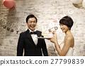 婚禮 新郎 新娘 27799839