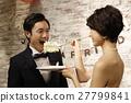 婚禮 新郎 新娘 27799841