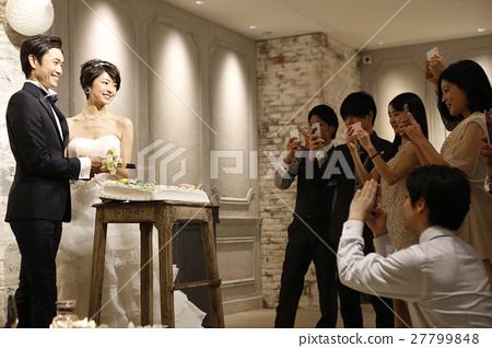 婚禮 新郎 新娘 27799848