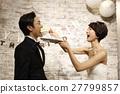 婚禮 新郎 新娘 27799857