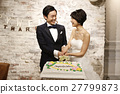 婚禮 新郎 新娘 27799873