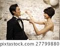 婚禮 新郎 新娘 27799880