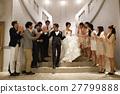 婚礼 新郎 新娘 27799888