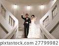 婚禮 新郎 新娘 27799982