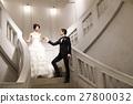 婚禮 新郎 新娘 27800032