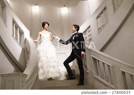 婚禮 新郎 新娘 27800035