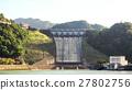 俯看 水庫 石門水庫 27802756