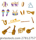 打擊樂器 弦樂器 管樂器 27812757