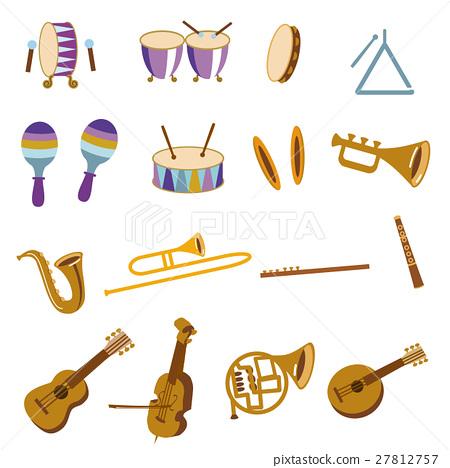 打鼓 打擊樂器 弦樂器 27812757
