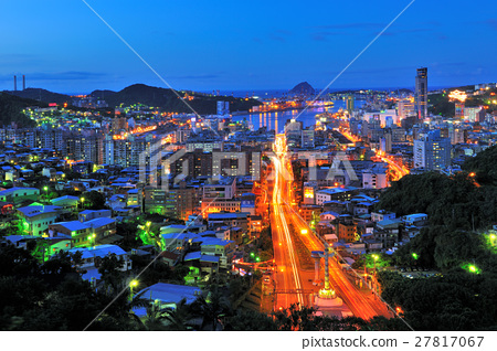 城市夜景 27817067