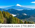 ภูเขาฟูจิ,ภูเขาไฟฟูจิ,เนินผา 27818655