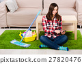 House cleaning 27820476