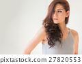elegant, female, hair 27820553