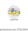 icon, location, map 27823094