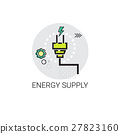 Energy Supply Power Invention Icon 27823160