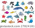 鱼 动物 海洋 27824181