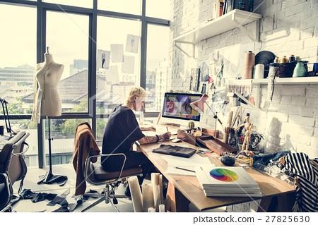 Creative Design Dress Fashion Trend Stylish Concept 27825630