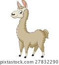 Llama cartoon 27832290