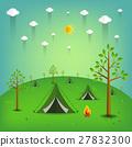 summer landscape 27832300