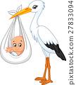 황새, 밑그림, 젊다 27833094