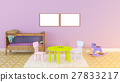 3D Rendering of Baby room 27833217