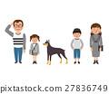 family, pet, pets 27836749