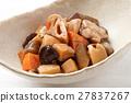 燉雞 燉 開水焯過的食物 27837267