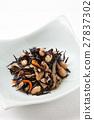 深色可食用海苔 燉 開水焯過的食物 27837302