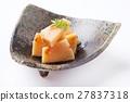 竹筍 燉 開水焯過的食物 27837318
