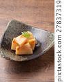 竹笋 炖 开水焯过的食物 27837319