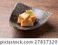 竹笋 炖 开水焯过的食物 27837320