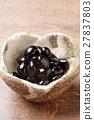 黑豆 煮豆子 年夜飯 27837803