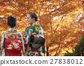 享受秋葉和外國女性的日本女性 27838012