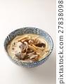 烏冬面 蘑菇 平菇 27838098