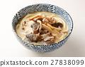 烏冬面 蘑菇 平菇 27838099