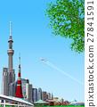 tokyo, tokyo tower, cityscape 27841591