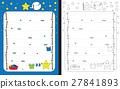 Preschool worksheet 27841893