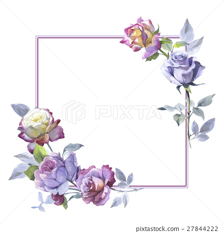 Purple Rose Frame Purple Rose Frame | ww...