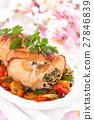 Turkey  breast for holidays. 27846839
