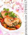 Turkey  breast for holidays. 27849317