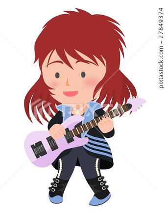 搖滾樂 吉他 音樂家 27849374