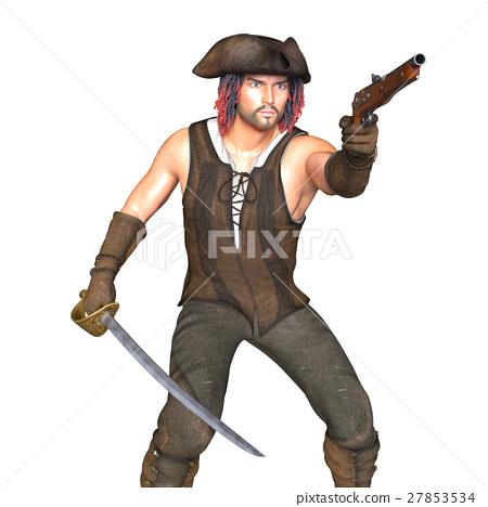 Pirate 27853534