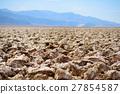Salt soil at Devils Golf Course in Death Valley 27854587