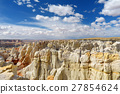 Stunning white hoodoos in Coal Mine Canyon 27854624