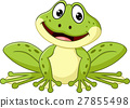 frog cartoon cute 27855498